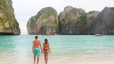 Photo of How can I enjoy with phi phi island tour..