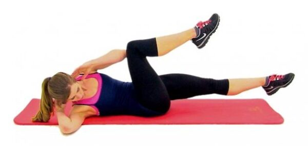 Exercise workout for women